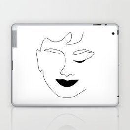 Happy Audrey Laptop & iPad Skin
