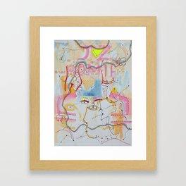 Homie Framed Art Print