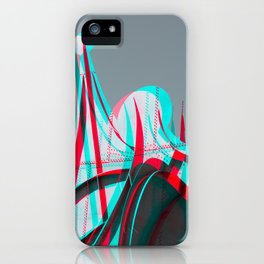 Surreal Montreal 13 iPhone Case