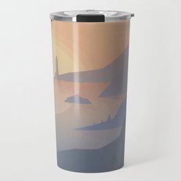 Croatia Travel Mug