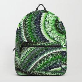 Living Forest Mandala Backpack