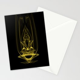 Lotus Mystery Stationery Cards
