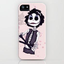 SkellingFurter iPhone Case