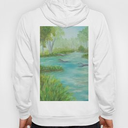 Little Manistee River MM120824a Hoody