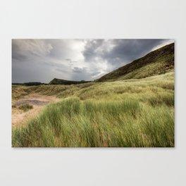 Whiteford Borrows Canvas Print