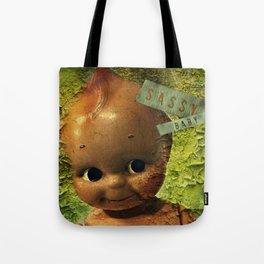 Sassy Baby Decay Tote Bag