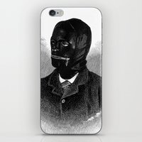 bdsm iPhone & iPod Skins featuring BDSM I by DIVIDUS