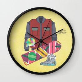 Must Happen 2015 V2 Wall Clock