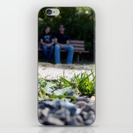 All Is Family iPhone Skin