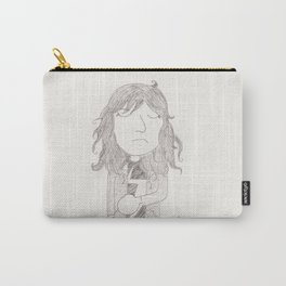 Kamala Khan - blustery days Carry-All Pouch