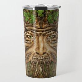 The Green Man - Spring Travel Mug