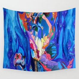 Cosmos2 Wall Tapestry
