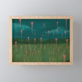 Heal the Earth, Mystical Landscape Framed Mini Art Print