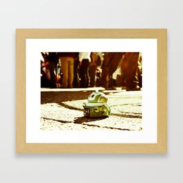 urban parade  Framed Art Print