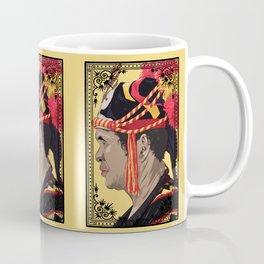 Nias Warrior Coffee Mug