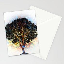 Tree Design 198 Stationery Cards