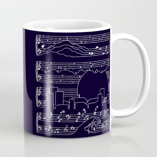The Moonlight Sonata Mug