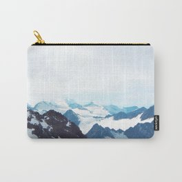 No limits - mountain print Carry-All Pouch