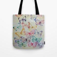 Butterflies II Tote Bag