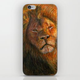 Cecil the Lion iPhone Skin