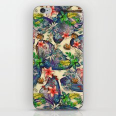 My Tropical Garden 10 iPhone & iPod Skin
