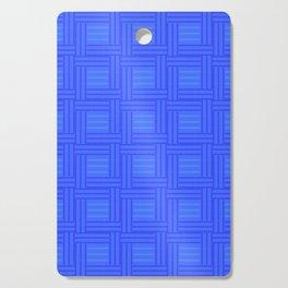 Elour Blue Tile Cutting Board