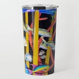 Fishy Wonderland Travel Mug