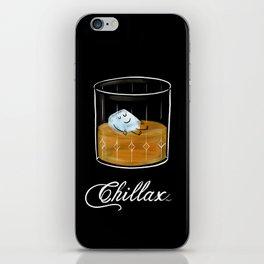 Chillax iPhone Skin