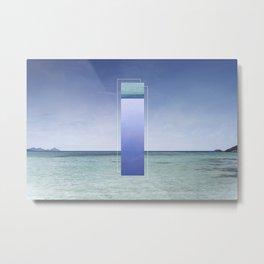 Queensland -10 Metal Print