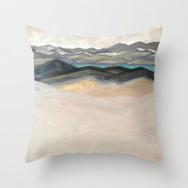 OUTLOOK Throw Pillow