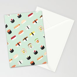 Food Series - Sushi Stationery Cards
