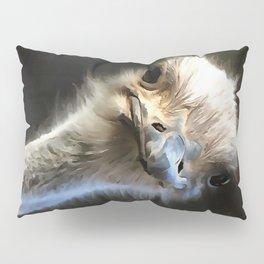 Ostrich Head Pillow Sham