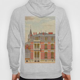 Brick constructions; ordinary brick from a decorative point of view - J. Lacroux and C. Détain - 187 Hoody