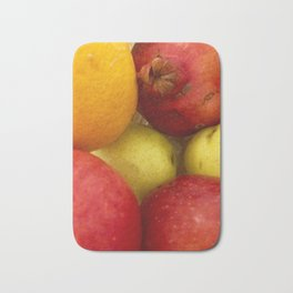 Fruit  #society6 #printart #decor #buyart Bath Mat