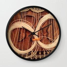 Koto Strings Wall Clock
