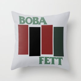 Get in Slave 1 Throw Pillow