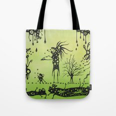 The family portrait Tote Bag