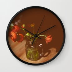 RANUNC Wall Clock