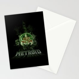 The Last Metroid Stationery Cards