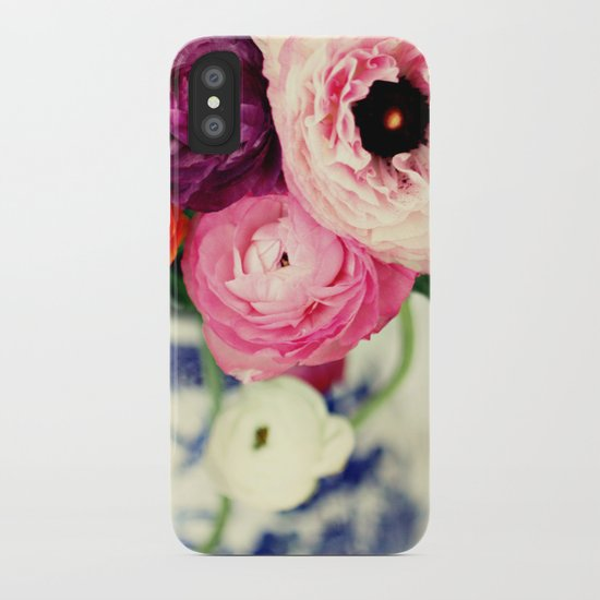 colors of happiness iPhone Case