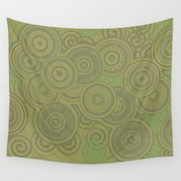 Forties Flair Wall Tapestry