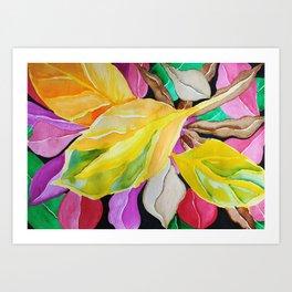 Flowers | Watercolor Art Print