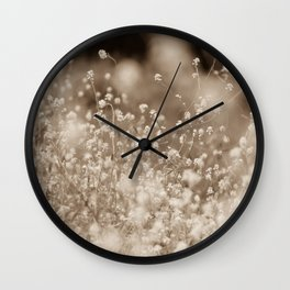 Wildly Wall Clock