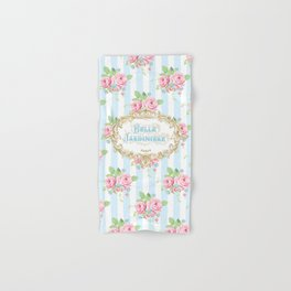 Belle Jardiniere Hand & Bath Towel