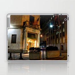 NYSE at 11 Wall Street Laptop & iPad Skin