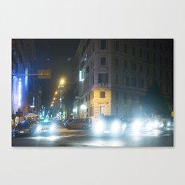 Roman's light Canvas Print