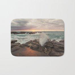 Magic sunset Bath Mat