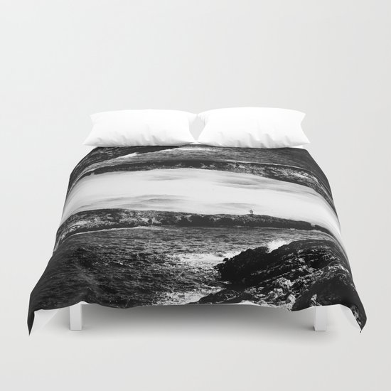 Let me collide Duvet Cover