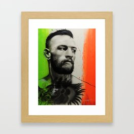 'C.M.G' Framed Art Print