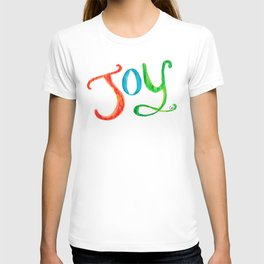Joy and Color T-shirt